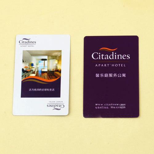 鑫乐庭公寓广告扑克