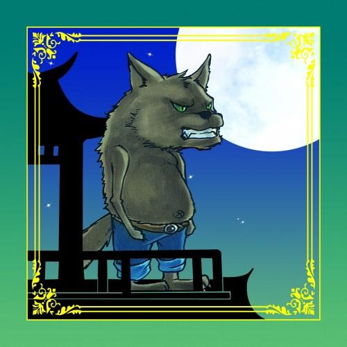 狼人杀 桌游印刷